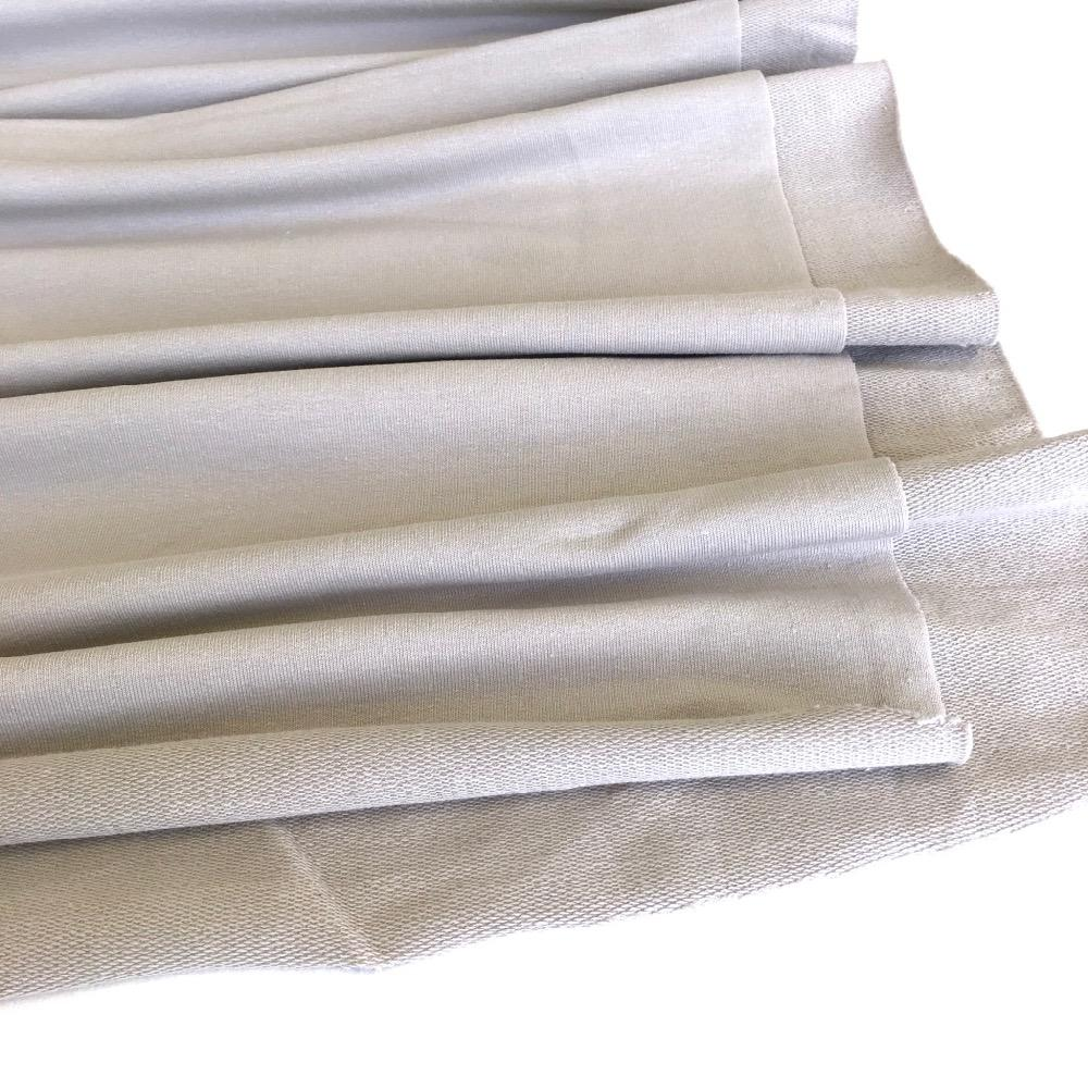 Beige Premium French Terry - Frumble Fabrics