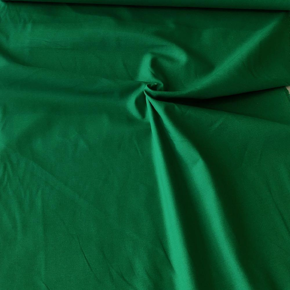 10oz Cotton Canvas Solids Clover Green - Frumble Fabrics