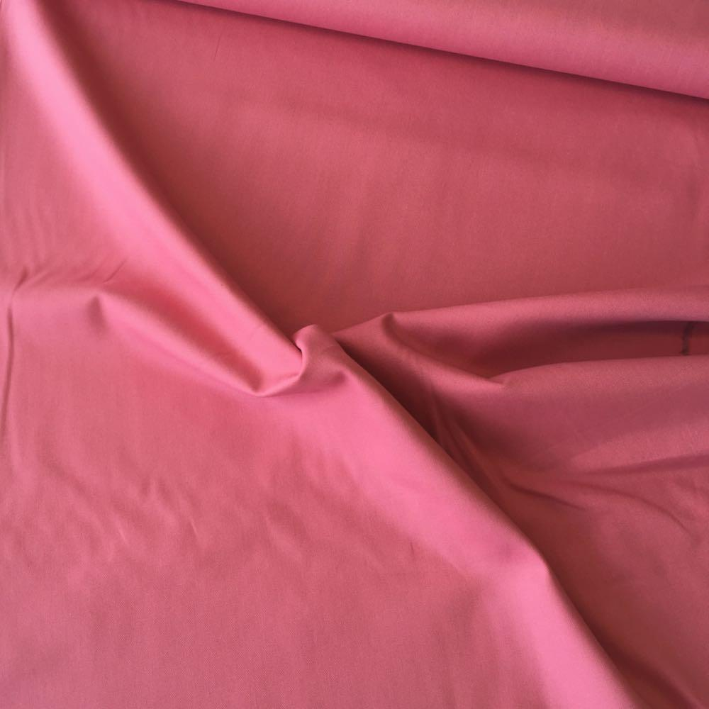 Cotton Canvas Solids Dusty Pink Fabric by Various