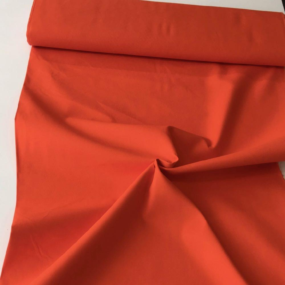 10oz Cotton Canvas Solids Orange - Frumble Fabrics