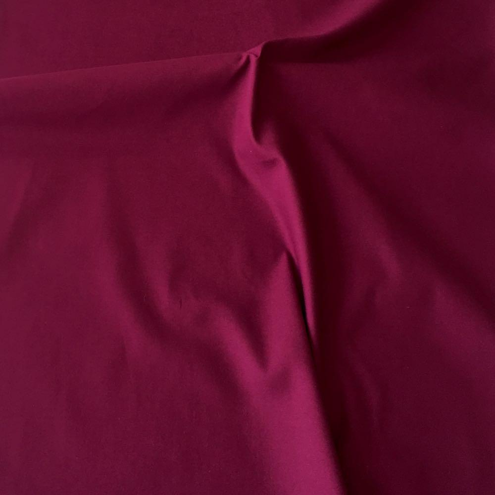 10oz Cotton Canvas Solids Plum Purple - Frumble Fabrics
