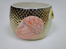 Hand Made Owl Mug - 8 oz