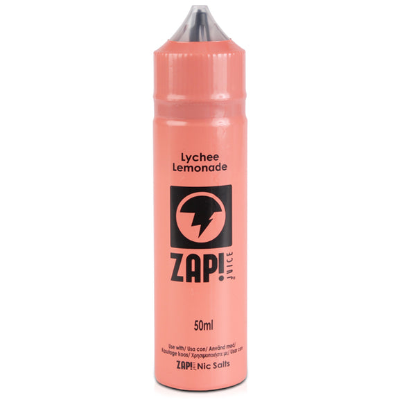 ZAP! - Lychee Lemonade - Short Fill 50ml