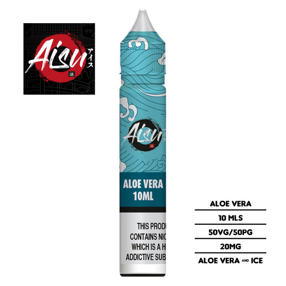 Aisu Salts Aloe Vera 10ml 20mg Nicotine E-liquid
