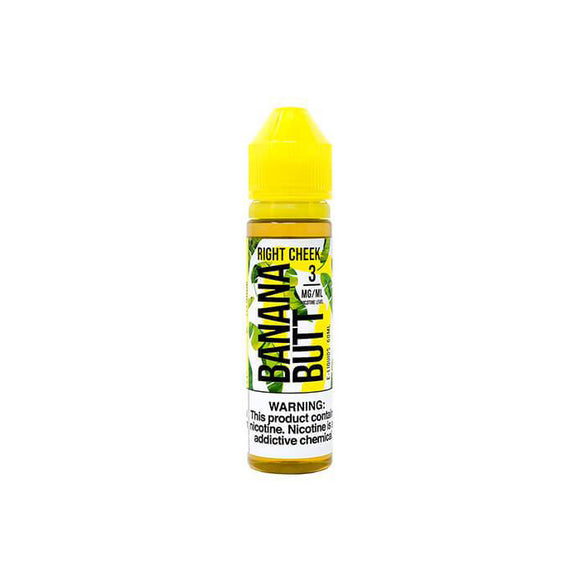 Banana Butt Right Cheek 50ML Short Fill E-Liquid