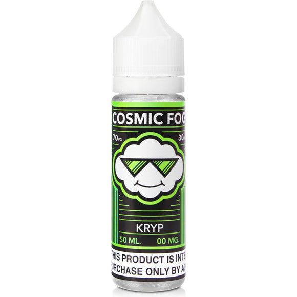 Cosmic Fog - Kryptonite/KRYP 50ml Short Fill Eliquid