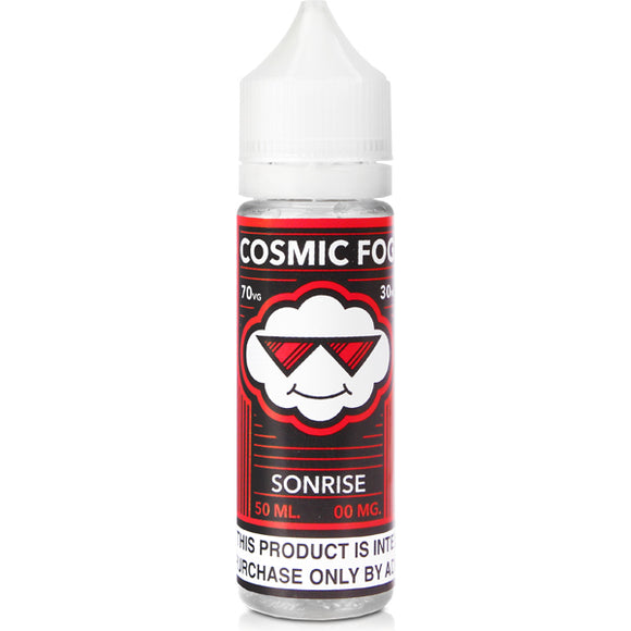 Cosmic Fog - Sonrise 50ml Short Fill E-Liquid