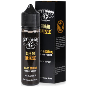 Cuttwood - Sugar Drizzle 50ml Short Fill Eliquid
