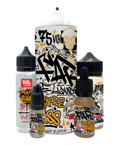 Far - Pineapple Bliss - shortfill 50ml
