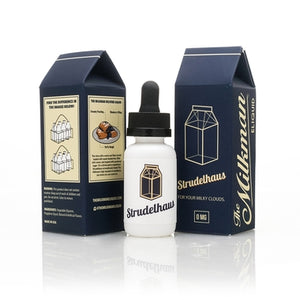 The Milkman - Strudelhaus - shortfill 50ml