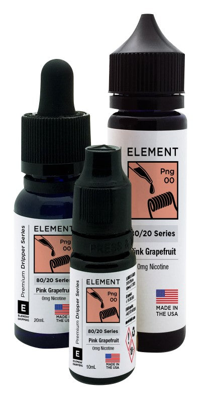 Element Dripper Series - Pink Grapefruit - Short Fill 100ml