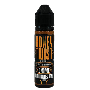 Lemon Twist - Golden Honey Bomb - shortfill 50ml