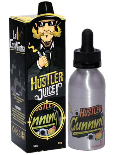 Hustler - Cunning - shortfill 50ml