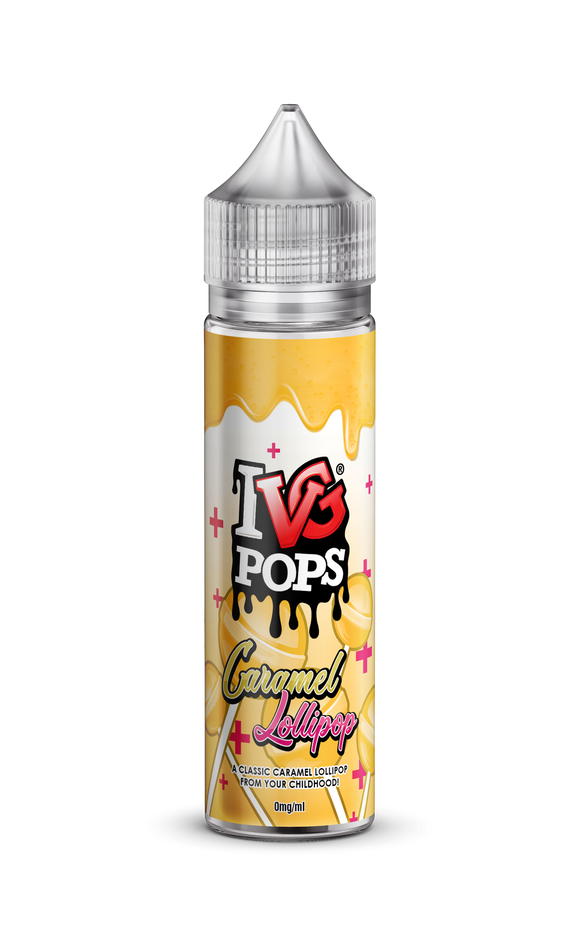 I VG Pops - Caramel Lollipop - shortfill - 50ml