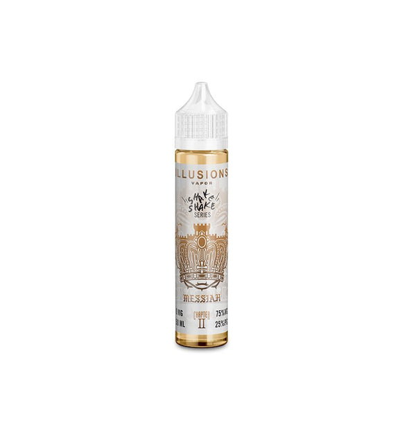 Illusions - Messiah - shortfill 50ml