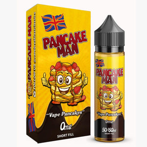 Vape Breakfast Classic - Pancake Man - shortfill 50ml