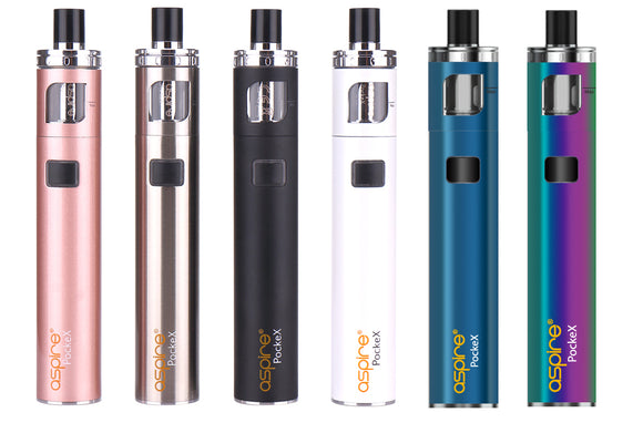 Aspire - PockeX Kit - Hardware