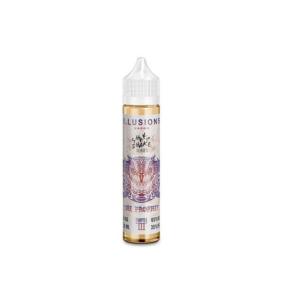 Illusions - The Prophet - shortfill 50ml