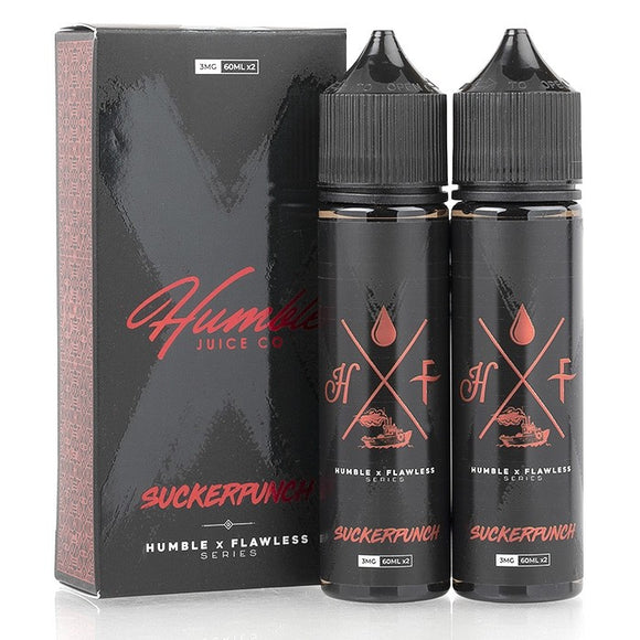 Humble X Flawless - Suckerpunch - shortfill 50ml