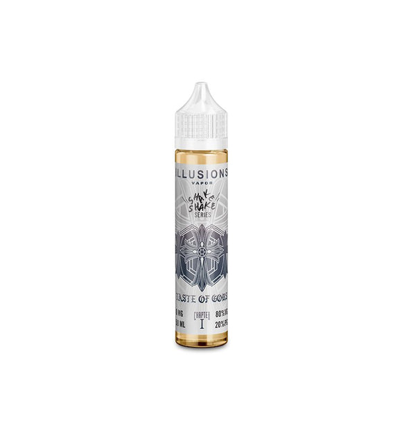 Illusions - Taste of the Gods - shortfill 50ml