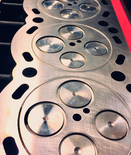 KDD 6.4 Powerstroke O-ring cylinder heads, Pair