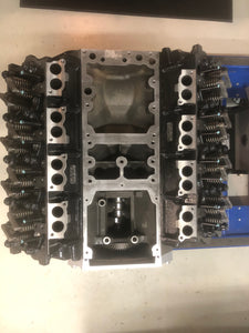 Steel Piston 6.4 Powerstroke Longblock - Deluxe
