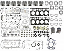 Load image into Gallery viewer, 6.4L Powerstroke Overhaul Kit w/ Pistons and KDD Camshaft Kit