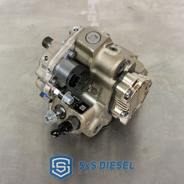 S&S Duramax High Pressure Pumps