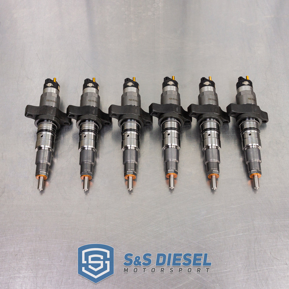 Early 5.9L Cummins Injectors (2003-04)