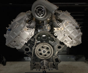 KDD 6.7 Ford Powerstroke Short Block