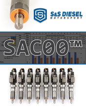 Load image into Gallery viewer, S&S Diesel Motorsports SAC00 LB7 Injectors