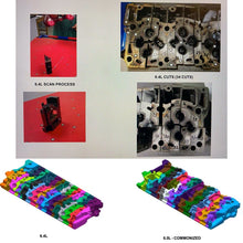 Load image into Gallery viewer, ICON Series Aluminum 6.4 Cylinder Heads - Pre-order