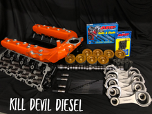 Load image into Gallery viewer, Odawg S3R 6.0 Powerstroke intake manifold