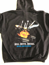 Load image into Gallery viewer, Kill Devil Diesel Valves/Pistons Hoodie