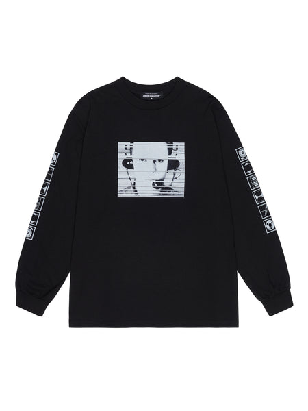 JE x DB AM LS TEE