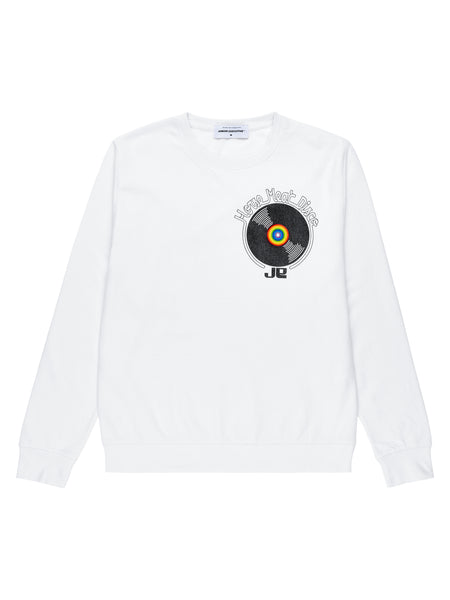 JE x HMD LABEL SWEATSHIRT