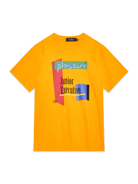 JUNIOR EXECUTIVE WITH PLEASURE MELODIES TEE