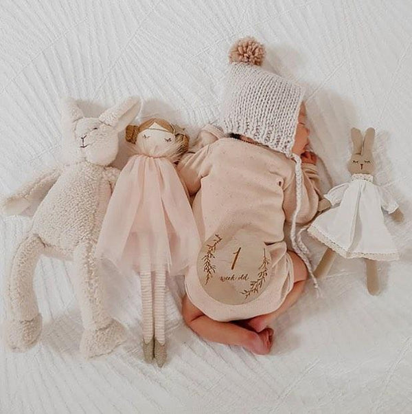The magical appeal of dolls & where to find soft plush cloth fabric dolls.