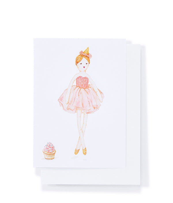 Giftcard-Princess Fairyfloss