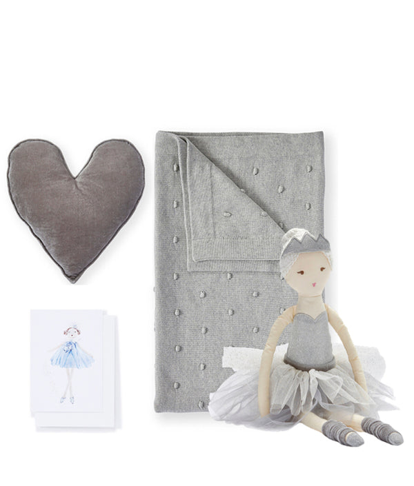 Ballerina Bundle - Grey