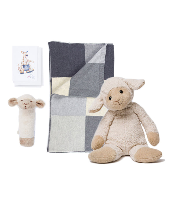 Little Lamb Baby Bundle