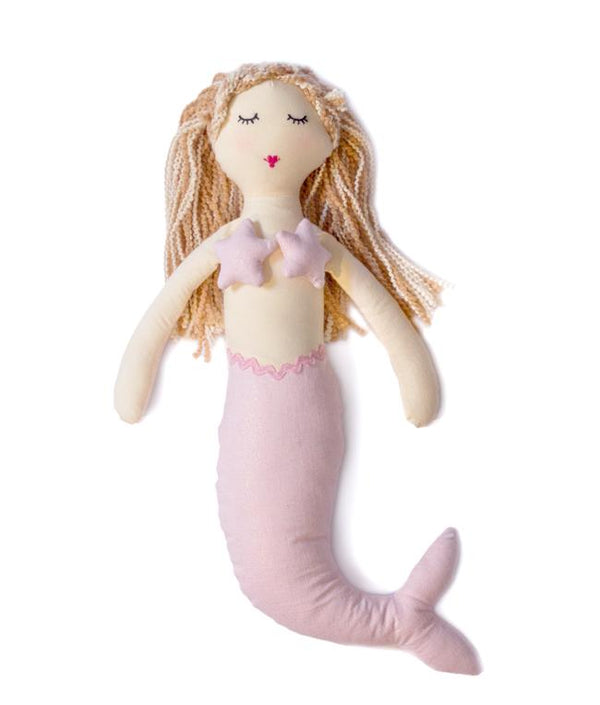 Milla The Mermaid-Pink