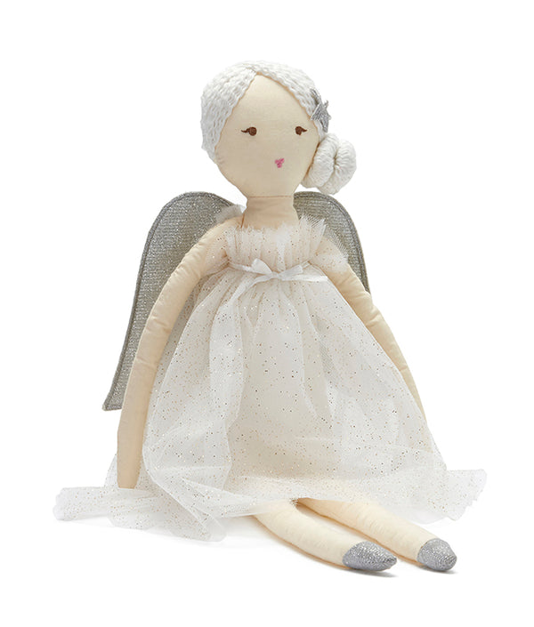 Isabella the Angel-White