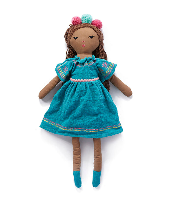 Kenyan Kindness Doll-Jessie