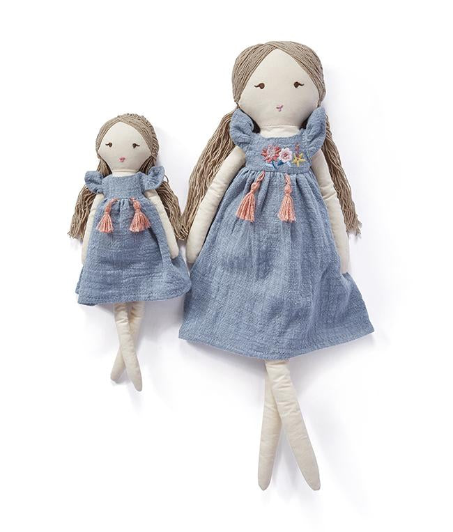 Baby Lily Doll-Blue