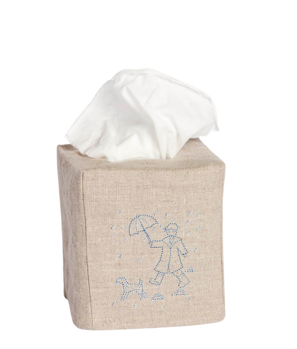 Tissue Box Cover-Boy