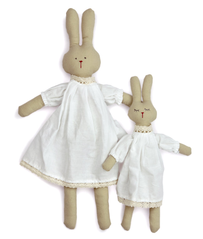 Mother & Baby Bunny Set