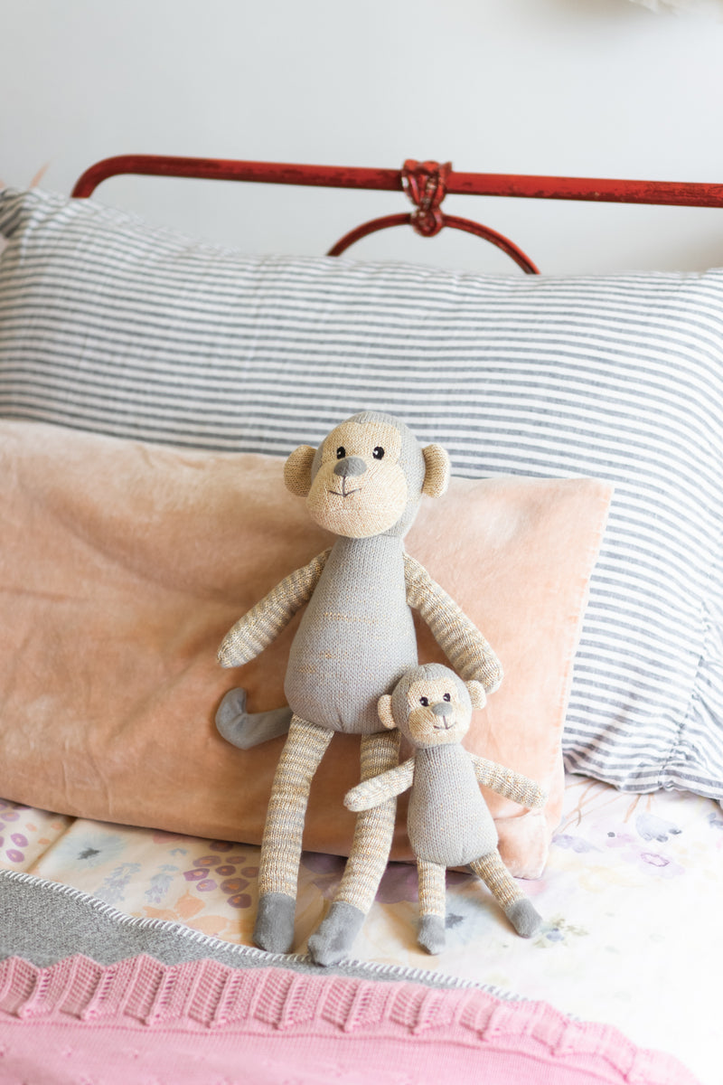 Milo the Monkey Rattle