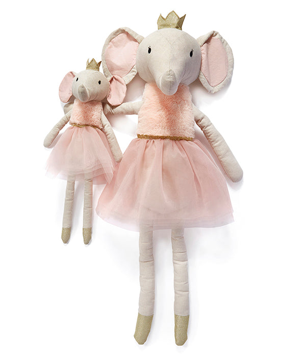 Queenie & Minnie Elephant Set