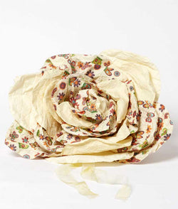 Hanging Rose-Cream (Price for 4 units)